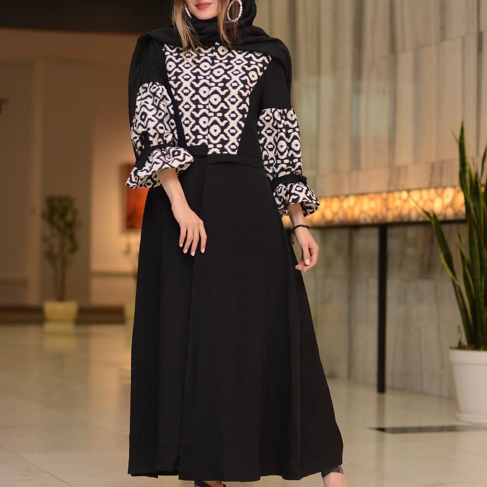 مدل مانتوی بلند شیک زنانه 2019