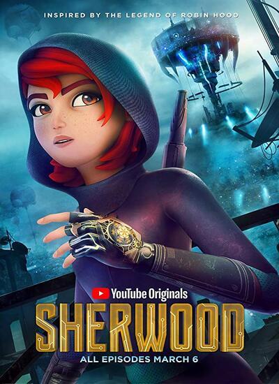 دانلود انیمیشن شروود 2019 دوبله فارسی Sherwood