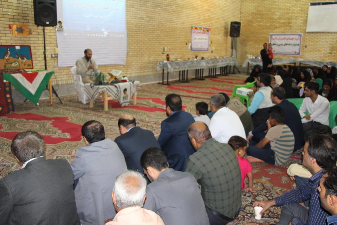 اختتامیه اردوی تابستان گروه جهادی افسران ولایت در شهر بوشکان برگزار شد+تصاویر