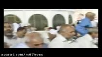 روضه وداع امام از مکه مکرمه در صحن مسجدالحرام توسط حاج جواد محمدی