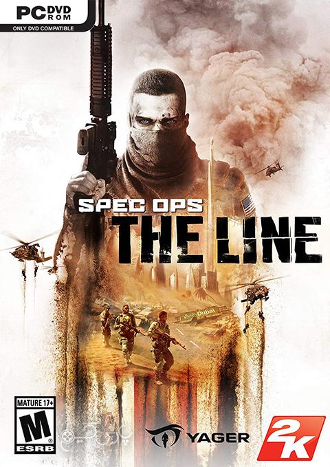 دانلود بازی Spec Ops The Line برای کامپیوتر