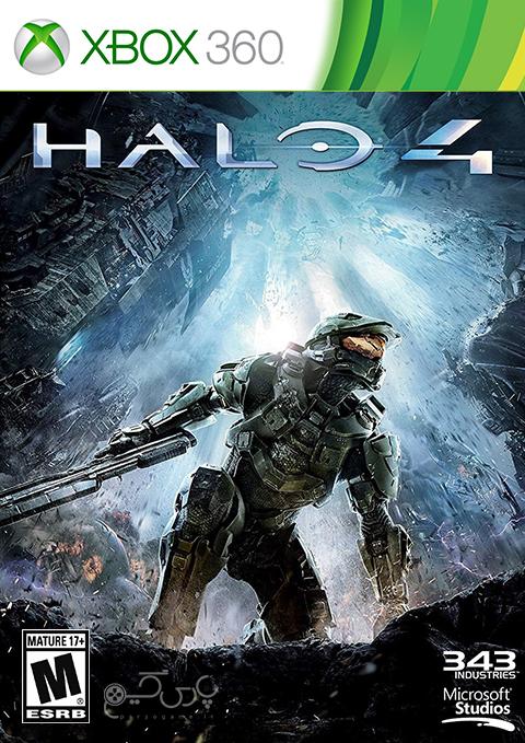 دانلود بازی Halo 4 برای ایکس باکس 360