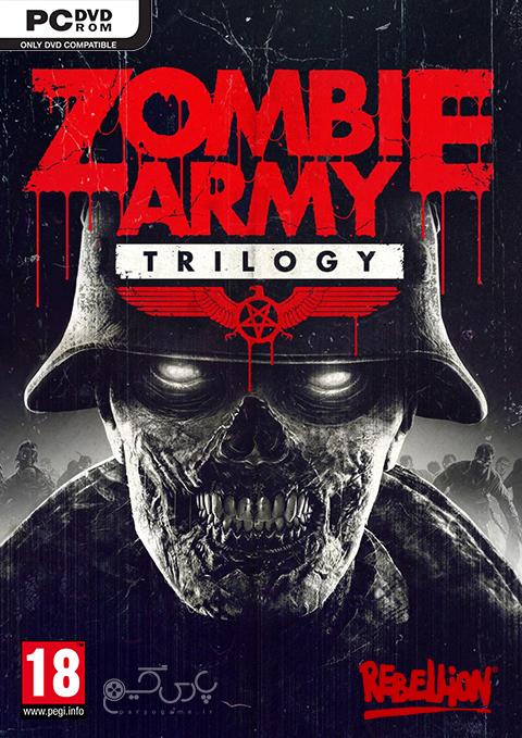 دانلود بازی Zombie Army Trilogy برای کامپیوتر