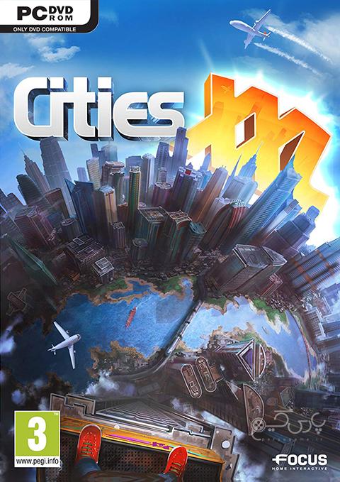 دانلود بازی Cities  برای کامپیوتر