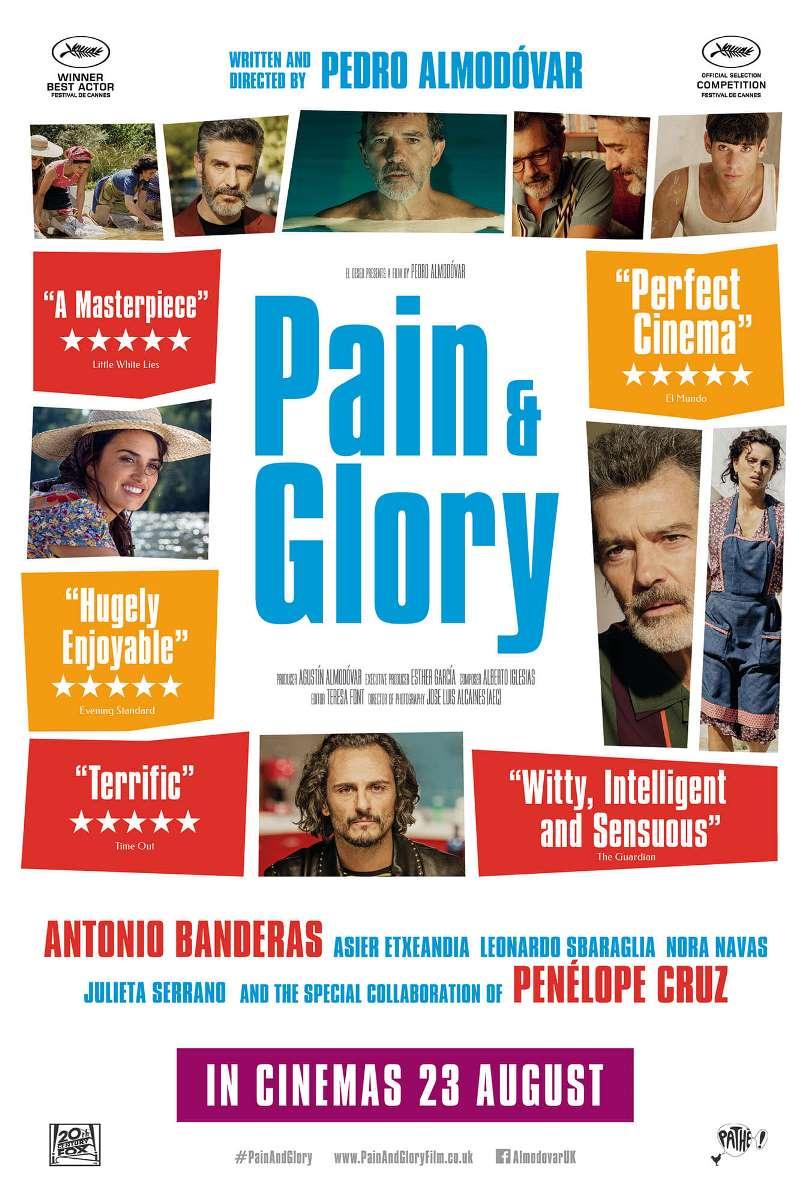 دانلود فیلم Pain and Glory 2019 با زیرنویس فارسی
