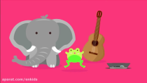آموزش زبان انگلیسی به کودکان، حروف الفبای انگلیسی