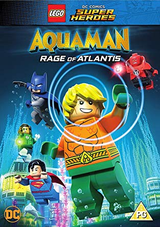 دانلود فیلم LEGO Aquaman Rage Of Atlantis 2018