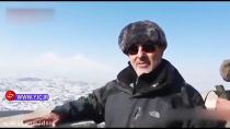 اولین فیلم از عملیات تصرف ارتفاعات قندیل توسط سپاه پاسداران در سال ۹۰