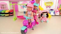 فيلم کودکانه عروسک کوچولو و چلسی دوچرخه سوار جدید