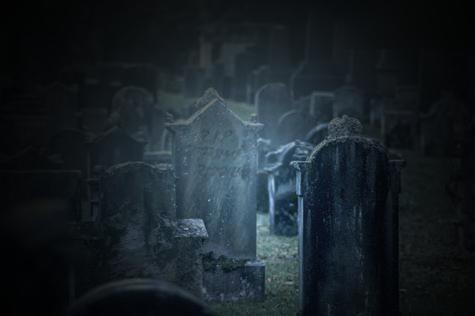 داستان قبرستان گریفرایرز (Greyfriars)