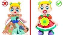 برنامه کودک جذاب : لباس گل گلی