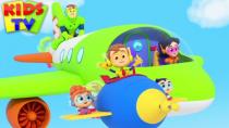 کلیپ شاد کودکانه وسایل نقلیه
