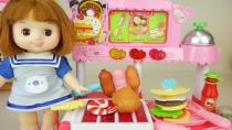 برنامه کودک دخترانه عروسک کوچولو : درست کردن ساندویچ