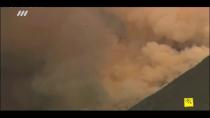 تصاویر وحشتناکی از آتش سوزی جنگل های کالیفرنیا