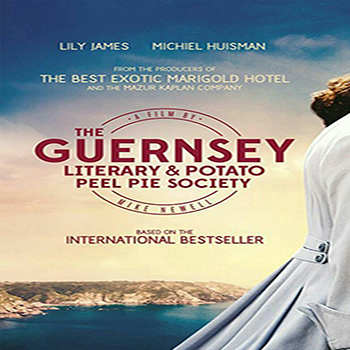 دانلود فیلم The Guernsey Literary Society 2018