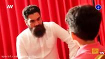 تمرین علی زند وکیلی با پارسا خائف در باشگاه مهارت های عصر جدید