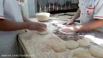 آموزش  تکنیکهای پخت  نان سبوس دار به روش سنتی