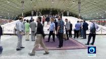 بزرگترین فرش بافته شده دنیا