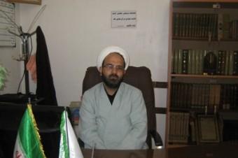تقدیر رئیس اداره تبلیغات اسلامی شهرستان مراغه از روحانی مستقر در روستای آهق