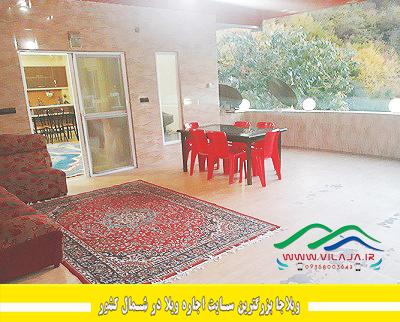 اجاره آپارتمان دوخوابه در زیارت گرگان – کد۷۷۴۲