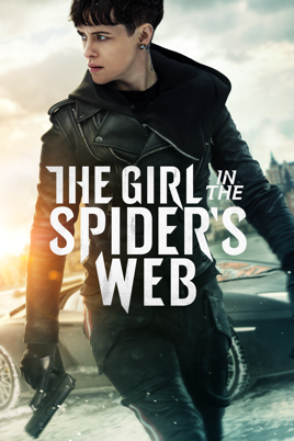 دانلود فیلم The Girl In The Spiders Web 2018