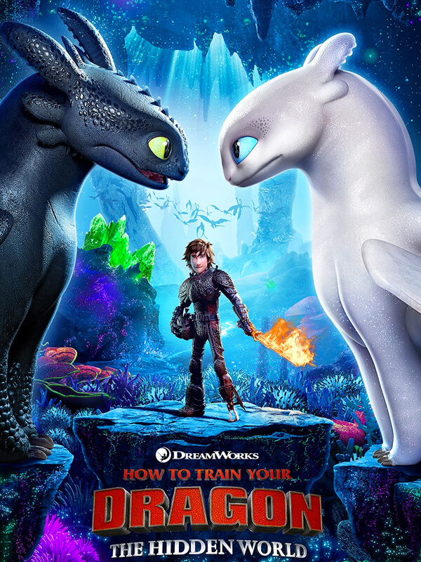 دانلود فیلم How To Train Your Dragon 3 2019