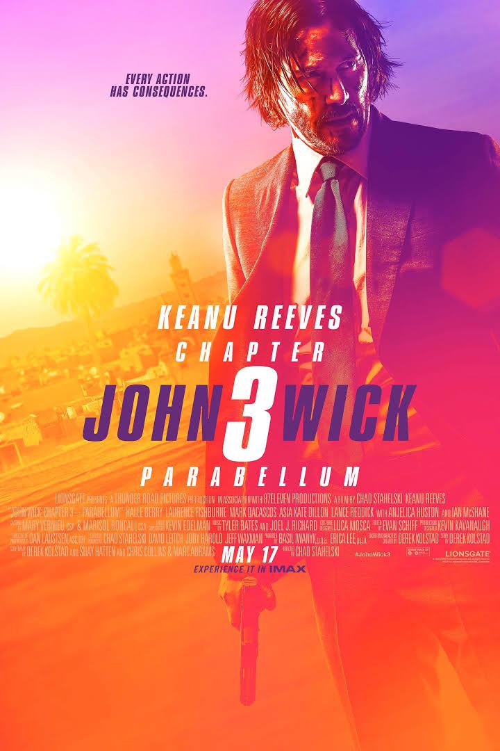 John Wick 3 Parabellum 2019