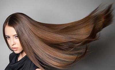 صاف کردن مو به روش طبیعی