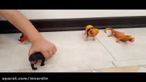 انگلیسی برای کودکان - آموزش حیوانات