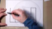 آموزش نقاشی آسان / قلعه خوشگل بکشید