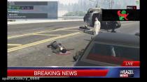 جمعه خونین: اصابت گلوله به افسر ایبیش کپک در مقابل دوربین