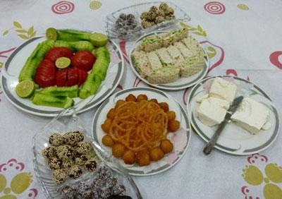 نکات مهم تغذیه در ماه رمضان / وعده سحری مهم است!
