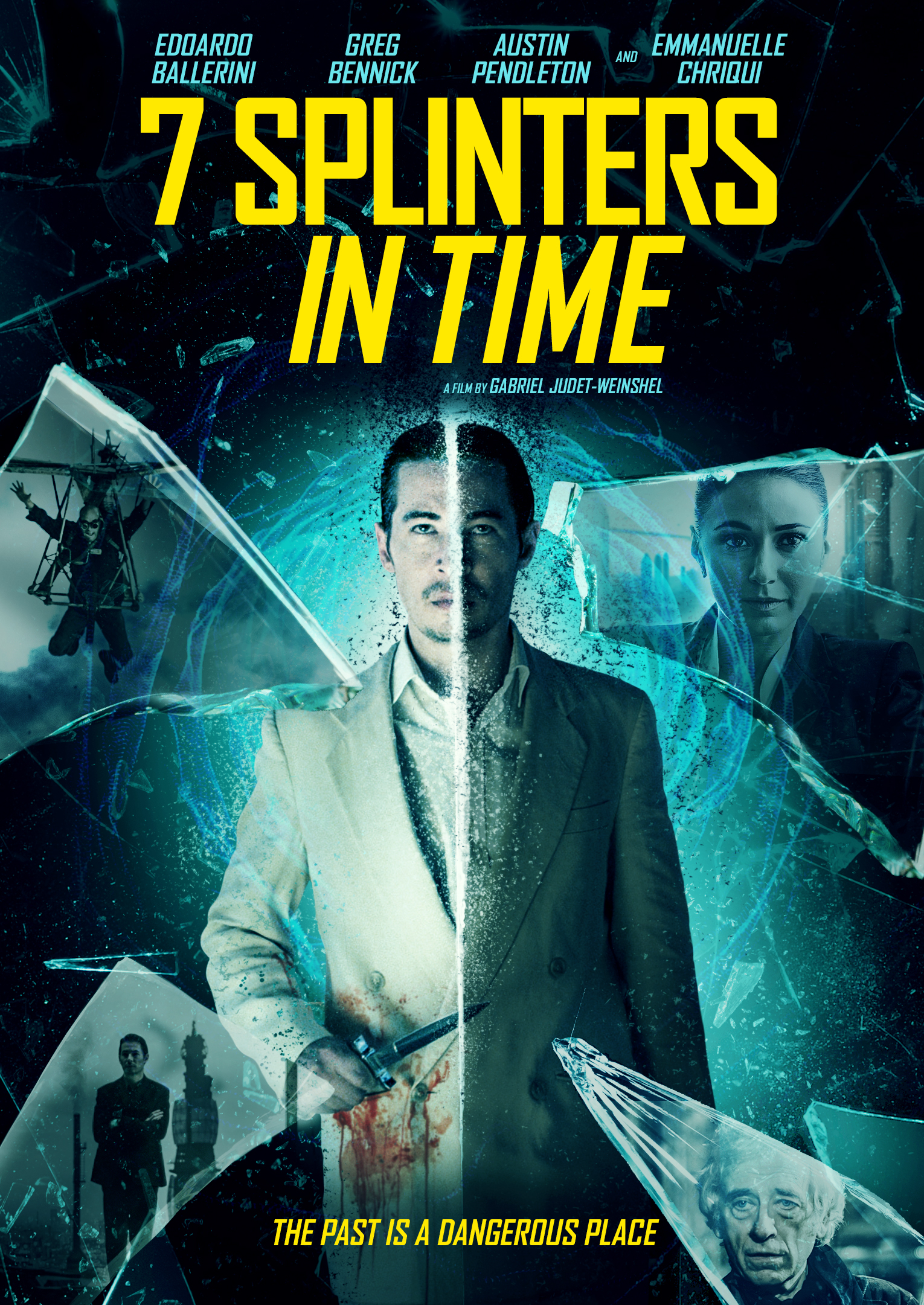دانلود فیلم Seven Splinters In Time 2018