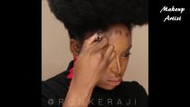 آموزش انواع آرایش صورت