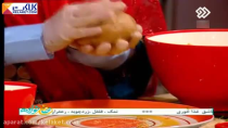 آموزش پخت کوفته تبریزی