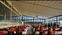 حقانی 09380039391-سقف جمع شونده سالن رستران بام- سقف متحرک  رستوران
