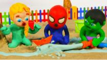 دانلود برنامه کودک السا و آنا : آب بازی