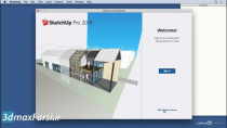ویدوئ آموزشی ترفند های اسکچاپ SketchUp 2019
