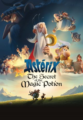 دانلود انیمیشن Asterix The Secret of the Magic Potion 2018