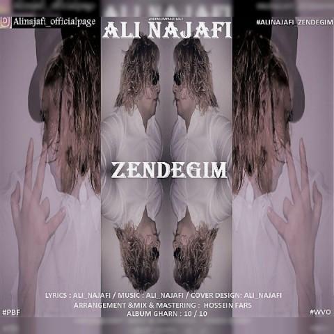دانلود آهنگ جدید علی نجفی به نام زندگیم