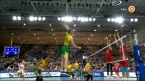 والیبال استرالیا 0-3 روسیه
