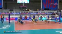 خلاصه والیبال روسیه - آرژانتین (لیگ ملتهای والیبال)