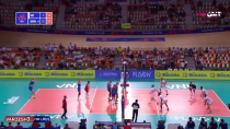 خلاصه والیبال ایران 3 - صربستان 1 (گزارش اختصاصی)