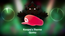 آهنگ ماریو در برابر پادشاه کوپا(بوزر)
