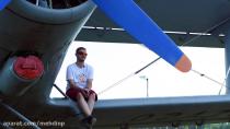 آموزش سقوط آزاد و چتربازی  شایان بوذر جمهری
