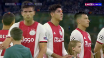 خلاصه بازی آژاکس 2 - 0 آپوئل نیکوزیا - پلی آف   لیگ قهرمانان اروپا