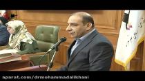 ارائه خلاصه عملکرد یکساله کمیسیون عمران و حمل و نقل در صحن شورای شهر