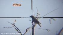 شکار با تفنگ بادی pcp دیانا پی ۱۰۰۰