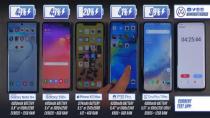 مقایسه و تست باتری گوشی های پرچمدار 2019