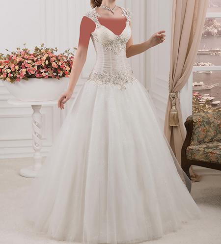 مدل لباس های عروس
